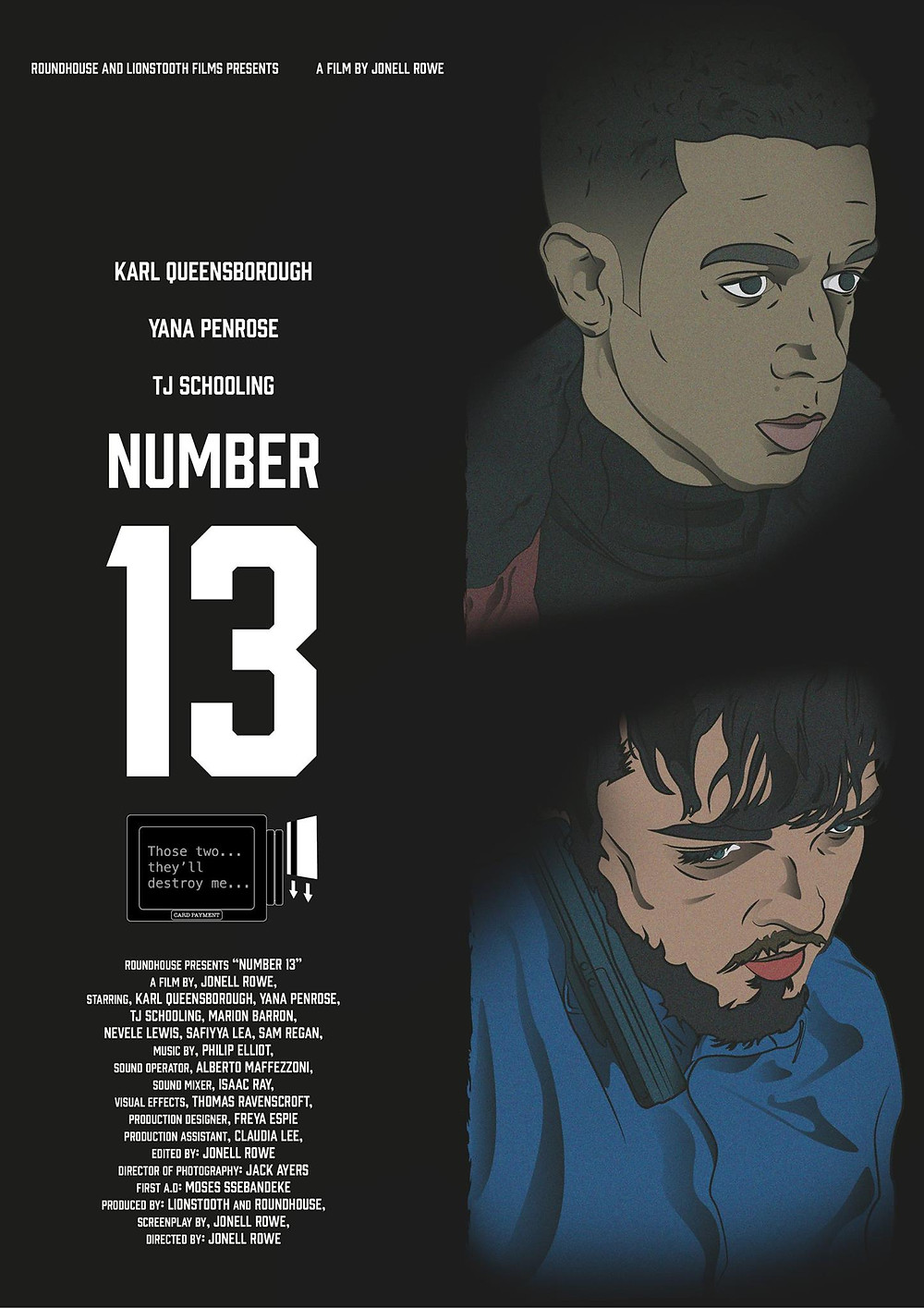 Number 13 short film