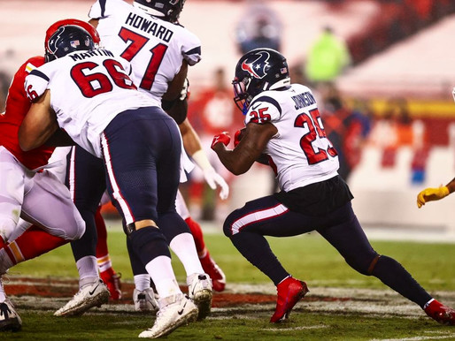 No Happy Family Reunion: Tytus Howard hopes his teammate is the only successful Watt on Sunday.