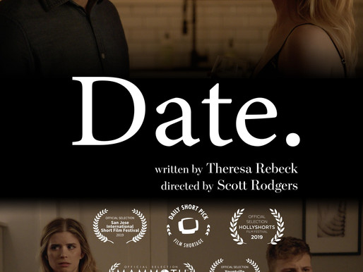 WATCH: 'Date' (2019), a short drama film by Scott Rodgers.