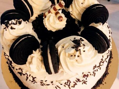 Le nude cake Oréo : Un grand Oui pour petits et grands