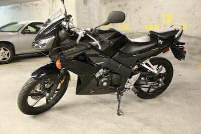 THIS BIKE HAS NOW BEEN RECOVERED