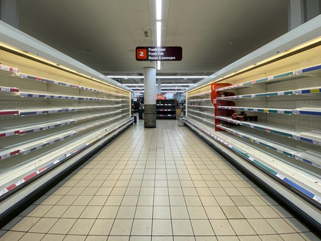 Supermarkets' role and challenges during this pandemic
