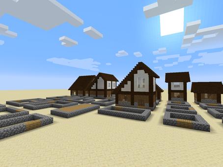 Custom Village Tutorial Series for MCreator