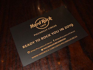 New Flagship Hard Rock Cafe for Piccadilly Circus
