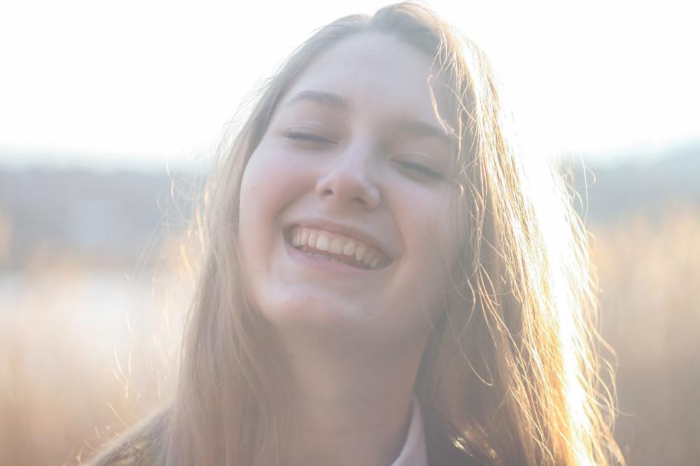 sorriso ridere benessere longevità vivere più a lungo Il Tuo Biografo