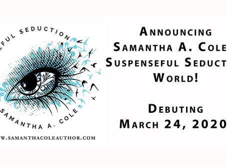 Writing in Samantha A. Cole's SSW!