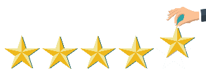 5 Stars Review