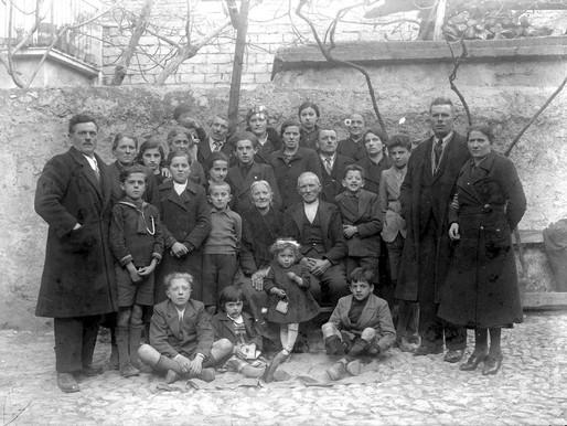 Lorenzo Antonio, Tonino e Roberto i Predali che hanno documentato fotograficamente Marone dal 1900