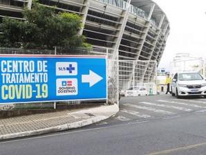 Arena Fonte Nova deve ser devolvida para a execução de partidas de futebol