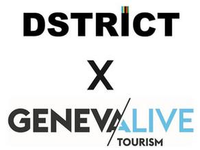 DSTRICT x GENEVA ALIVE