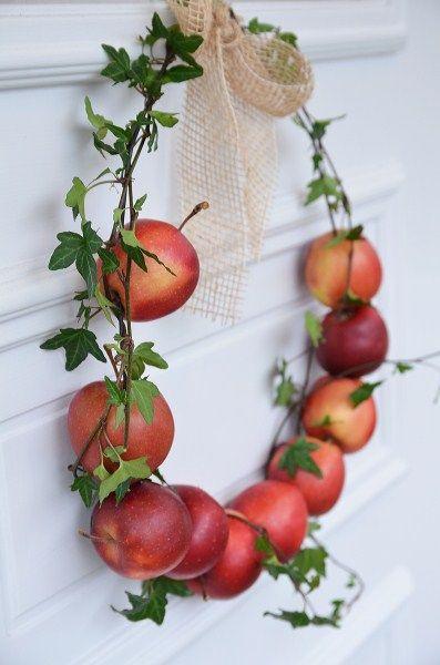 Manzanas dulces