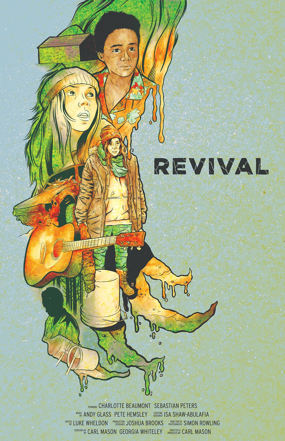 Revival short film review
