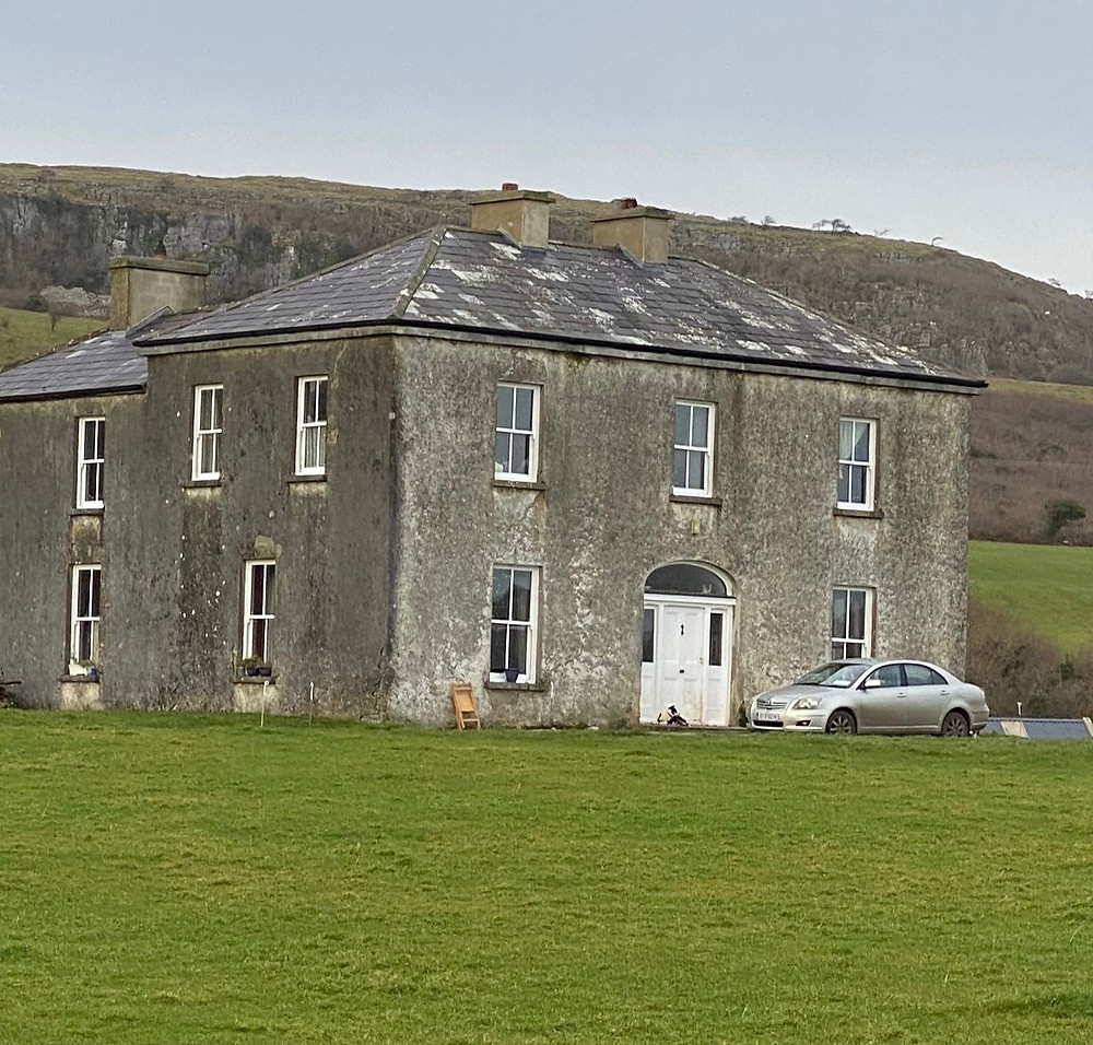 The house made famous by the Father Ted TV series
