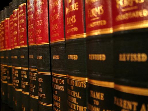 Alteração no Código Civil - Lei 13.792/2019