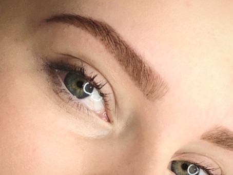Henna Brows - Why I love them