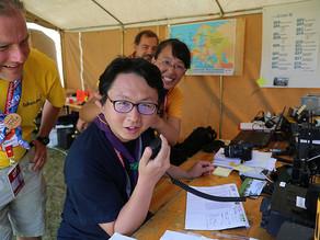 Coordonnateur.trice bénévole des Jamboree sur les Ondes et sur Internet du Scoutisme Français