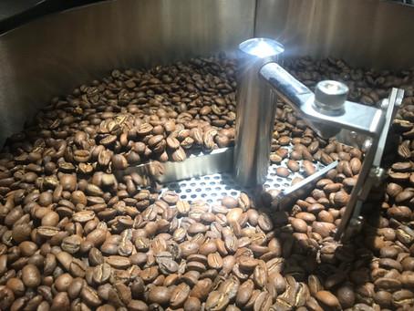 咖啡豆烘培知識