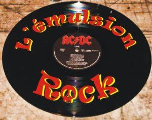 L'émulsion rock du 9 janvier