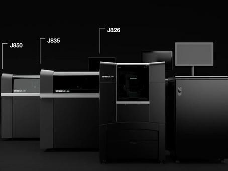 Así se renderiza: Stratasys J8 Series