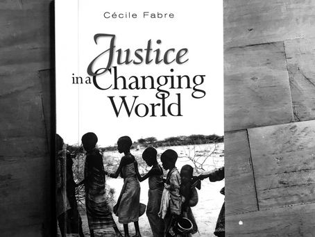 Justice in a Changing World by Cécile Fabre