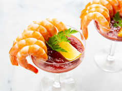 Shrimp and Prawn Cocktail