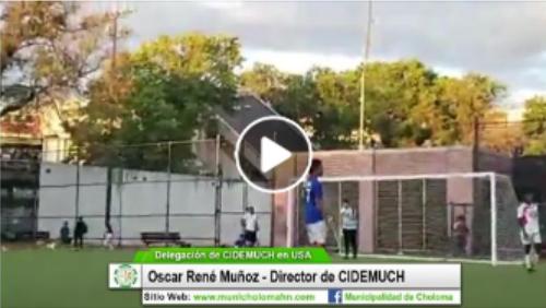 Delegación de CIDEMUCH vuelven campeones de Estados Unidos