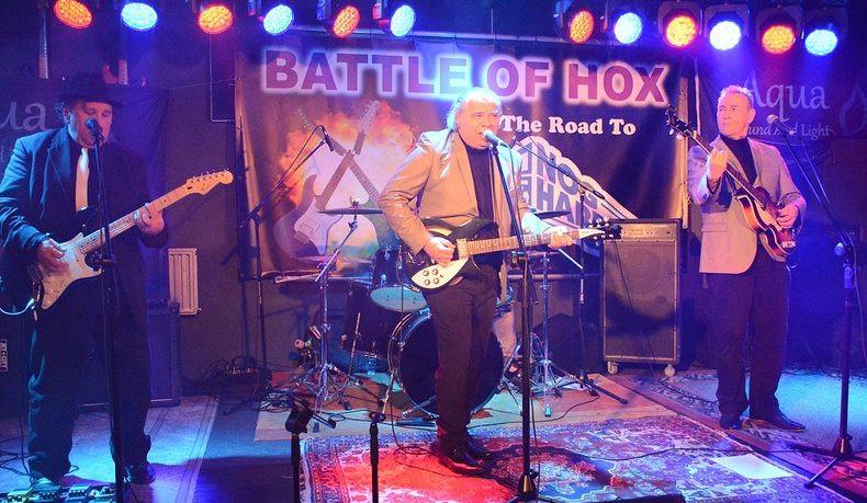 Cherry Rocks nieuw album Gentlemen of Rock and Roll
