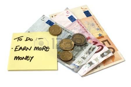 Eerlijk zullen we alles delen, over geld en onkosten.
