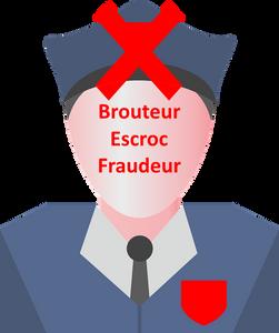 Brouteur Arnaque