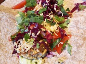 RECIPE: Crispy Cauliflower Tacos with Reclaimed Red Kraut