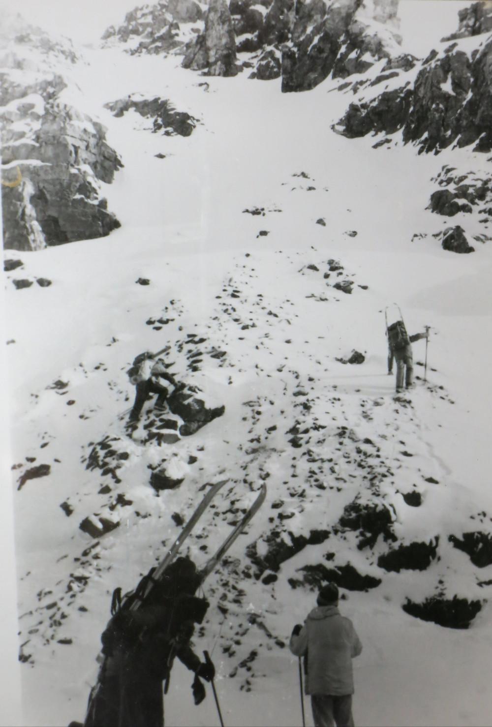 Поворот на пер. Магаданский| skitour.club| Блог Сергея Чеботова
