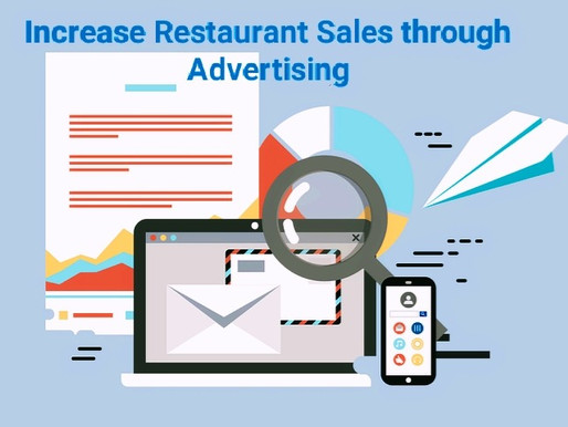 Can Advertising Increase Restaurant Sales During COVID 19?