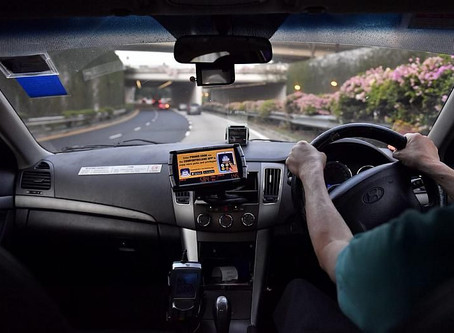 Unhappy with inward-facing cameras in private-hire cars, cabs? Too bad for passengers