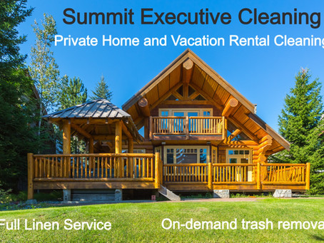 Summit Executive Cleaning — Summit County's premier cleaning for private home cleaning.