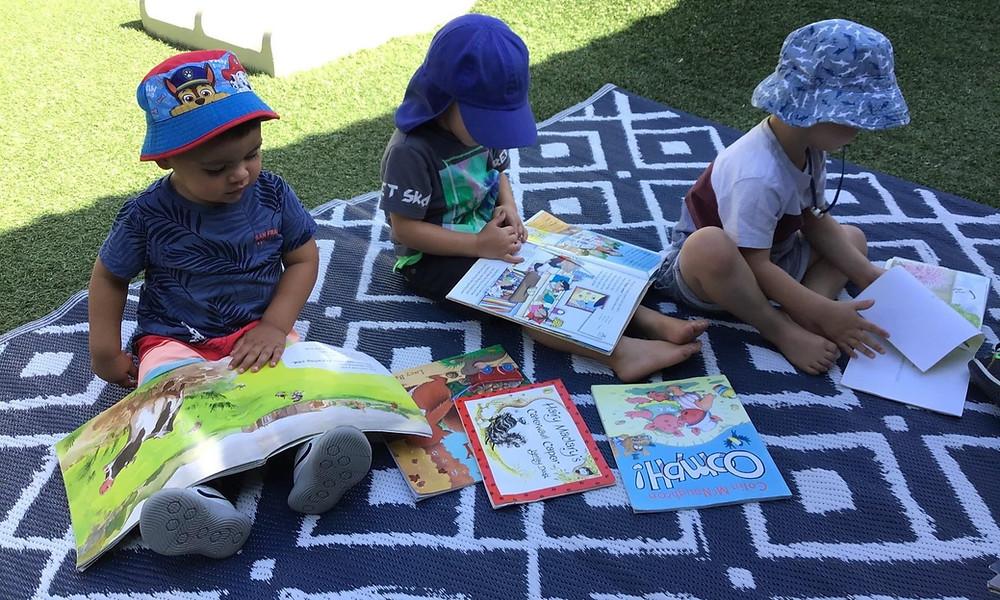Eduplay Childcare Westgate - Reading Picnic Fun