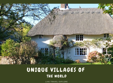 Unique villages of the World