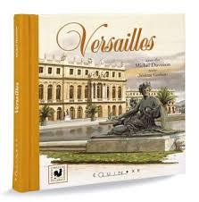 Livre Aquarelles Versailles MICHEL DUVOISIN