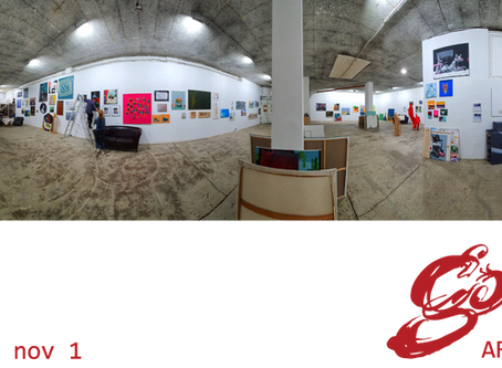 Godot ART Fair 2020 - A művészeti vásár / okt 20 - nov 1