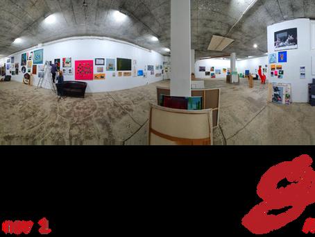 Godot ART Fair 2020 - A művészeti vásár / 2020 okt 20 - nov 1