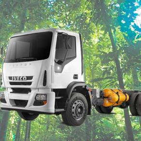 Primer camión a GNC nacional