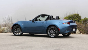 2019 Mazda Miata MX-5 Grand Touring: A Safe and Sporty Roadster