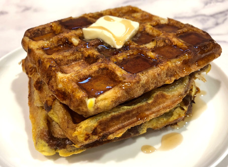 Kids In The Kitchen: Waffled French Toast