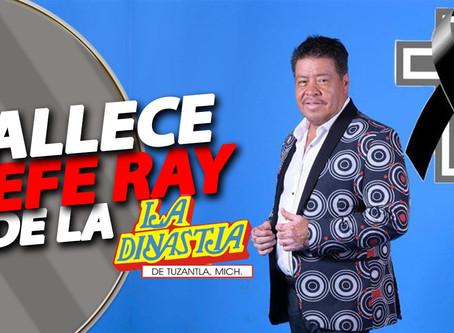 """Fallece """"El Jefe Ray"""" impulsor del Tierra Caliente, animador de La Dinastía de Tuzantla"""