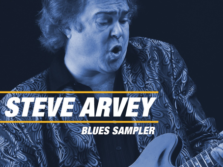 Get a Taste of Steve's Blues for Just $5.00!