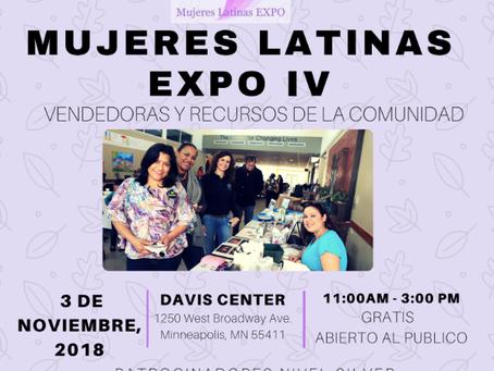 Mujeres Latinas Expo IV
