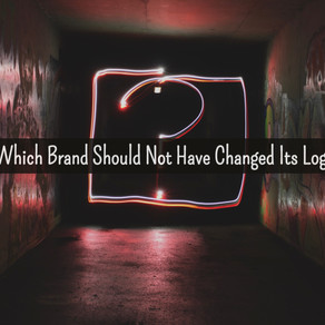 Which Brand Should Not Have Changed Its Logo?