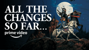 All the Changes Coming to The Wheel of Time Television Series, So Far!