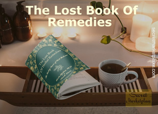 The Lost Book of Remedies Review - Discover The Forgotten Power of Plant book