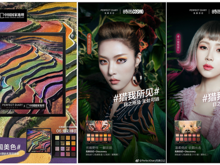 Homegrown cosmetic brand disrupting China's beauty market, global market next ?