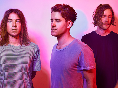 LIVE REVIEW - Crooked Colours @ Metropolis Fremantle